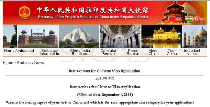 Study in China Admission System,Study in China, Indian Students