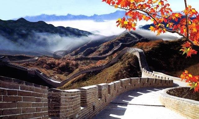 Great wall--- A symbol of amazing ancient engineering in China